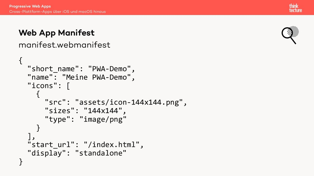 "manifest.webmanifest { ""short_name"": ""PWA-Demo""..."