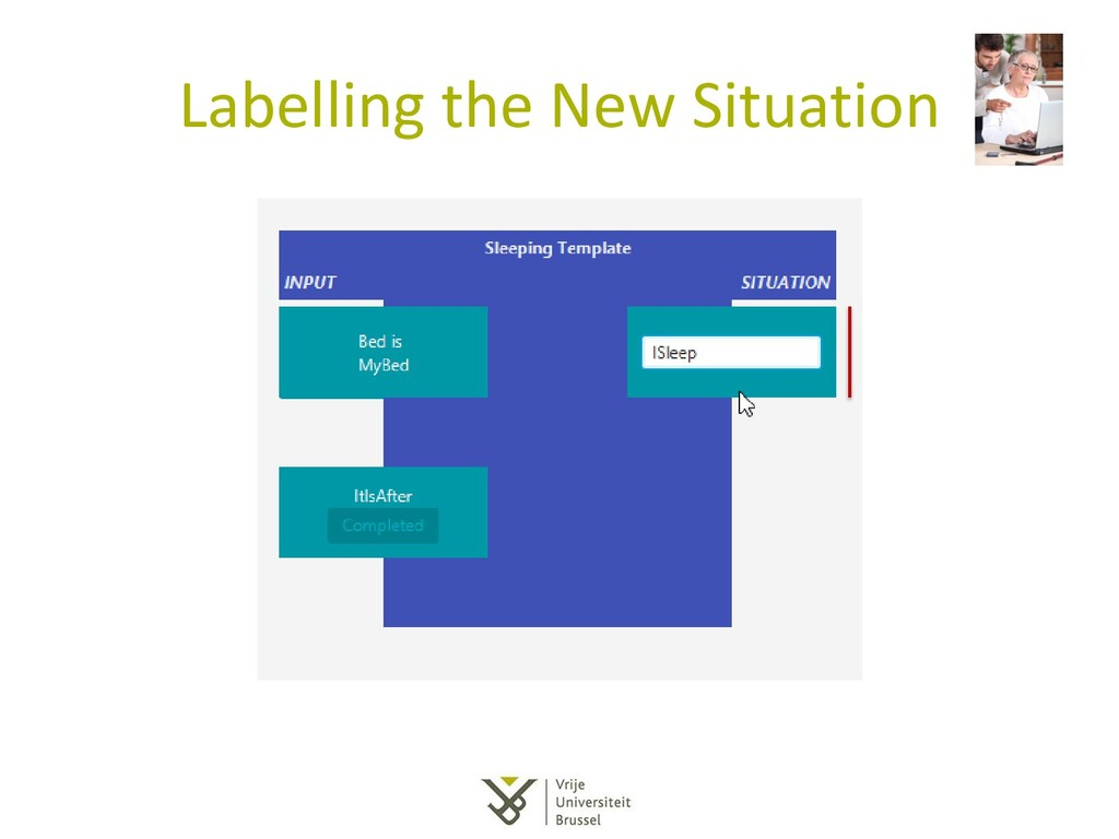 Labelling the New Situation