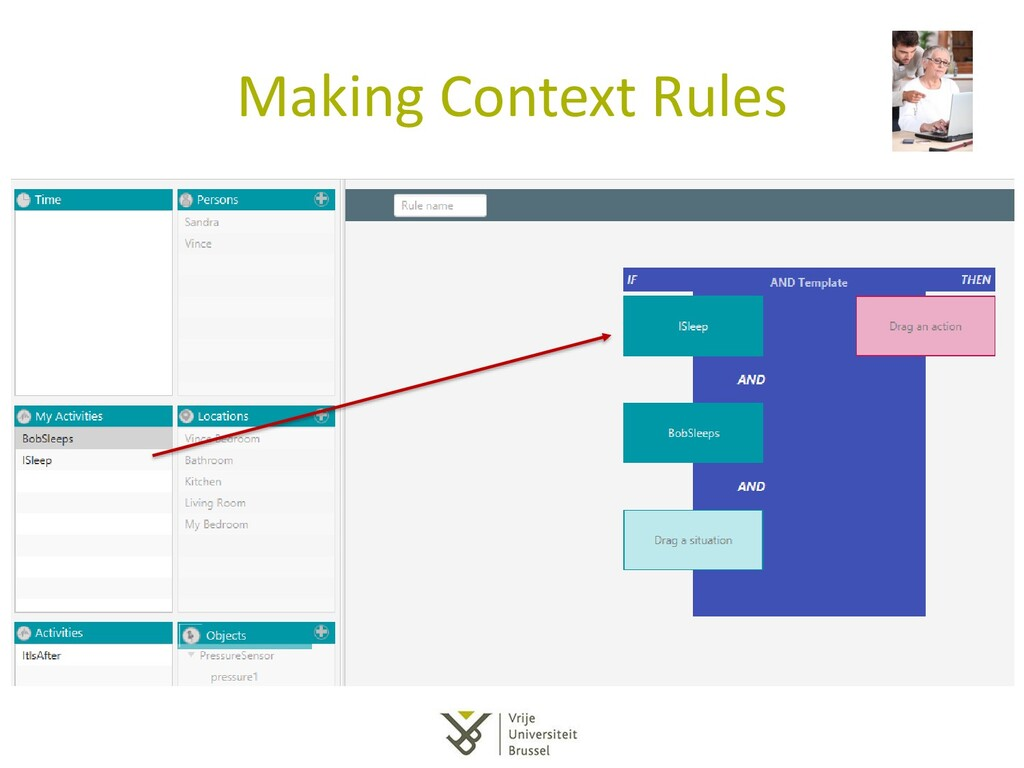 Making Context Rules