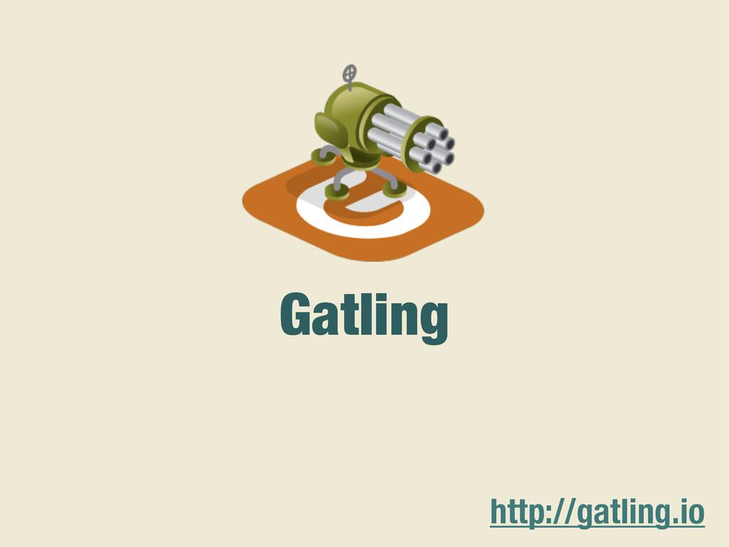 Gatling http://gatling.io