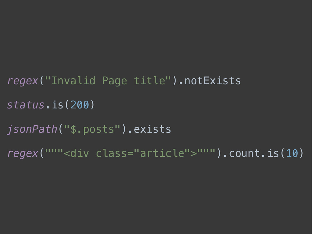 "regex(""Invalid Page title"").notExists status.i..."