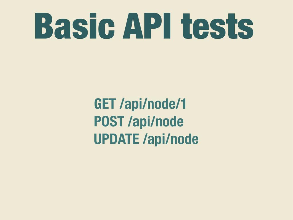 GET /api/node/1 POST /api/node UPDATE /api/node...