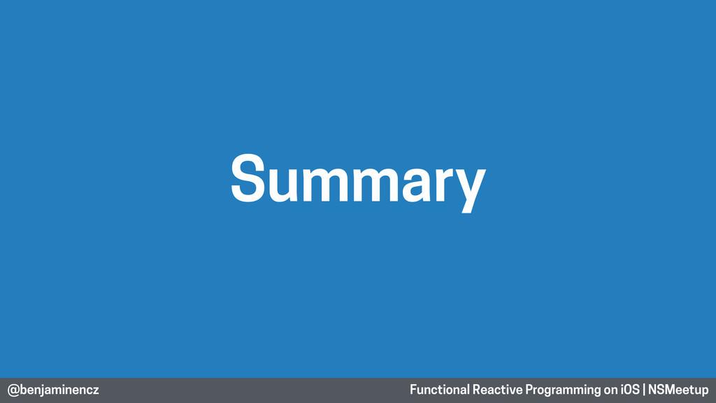 @benjaminencz Functional Reactive Programming o...