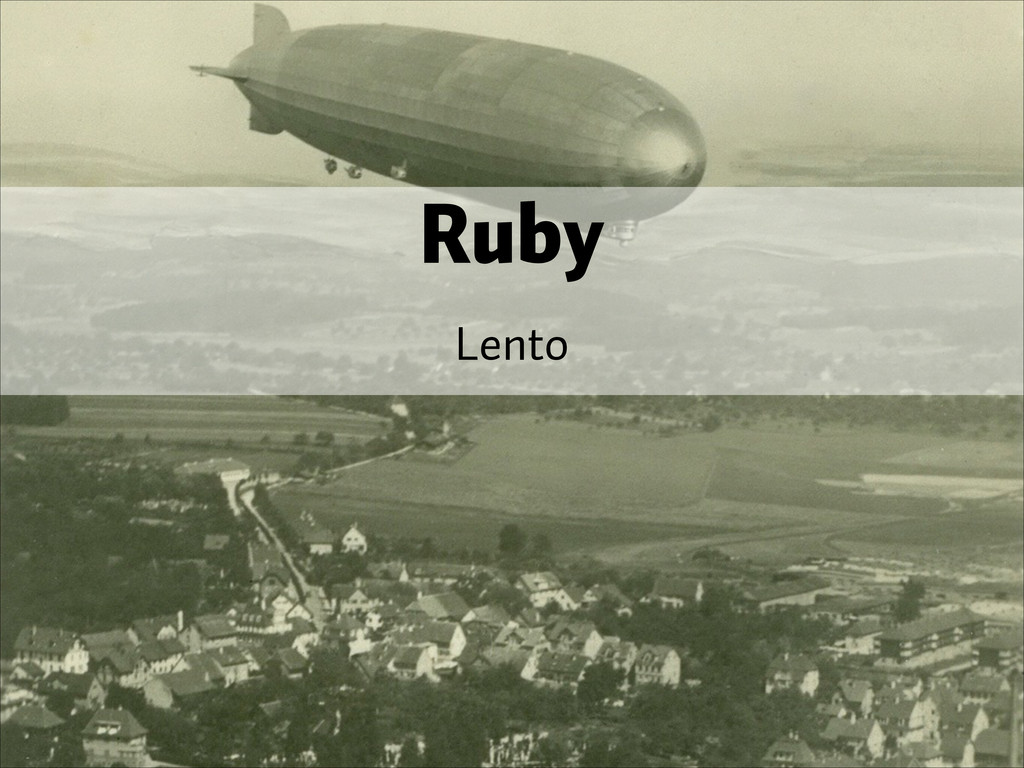Ruby Lento