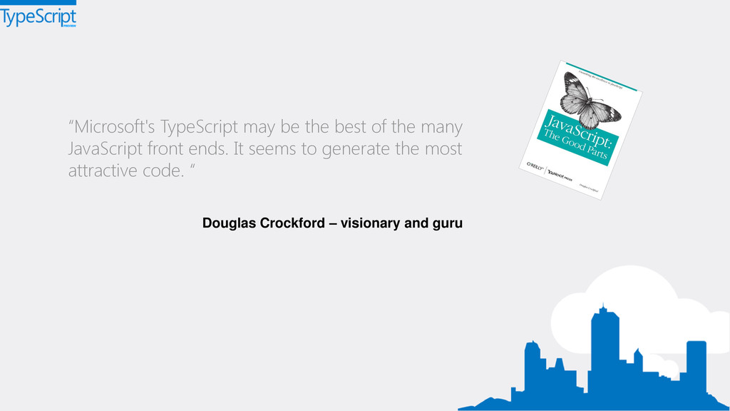 """Microsoft's TypeScript may be the best of the ..."