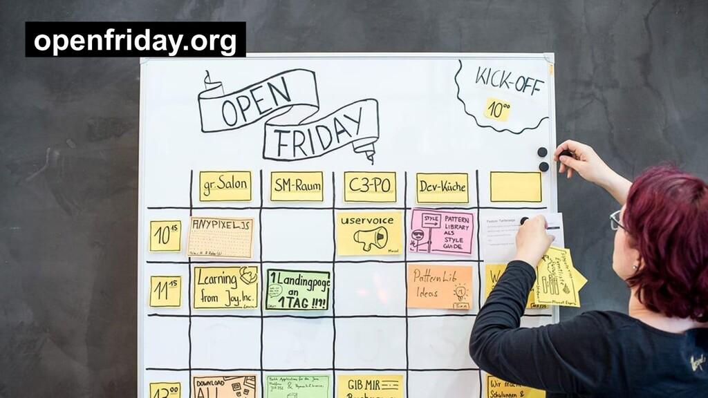 .openfriday.org.