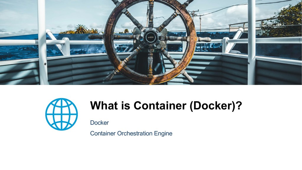 What is Container (Docker)? Docker Container Or...