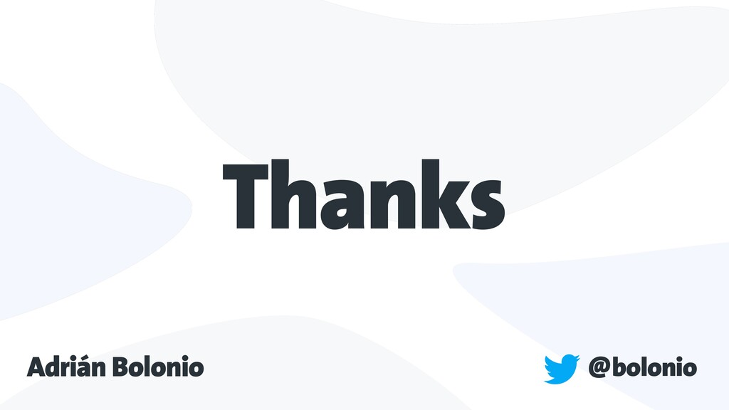 Thanks @bolonio Adrián Bolonio