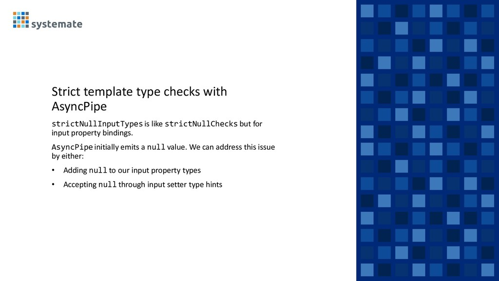 Strict template type checks with AsyncPipe stri...