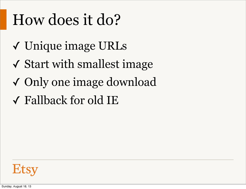 How does it do? ✓ Unique image URLs ✓ Start wit...