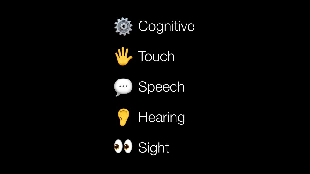 Cognitive