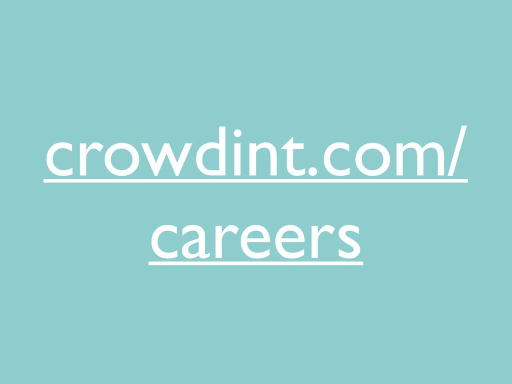 crowdint.com/ careers