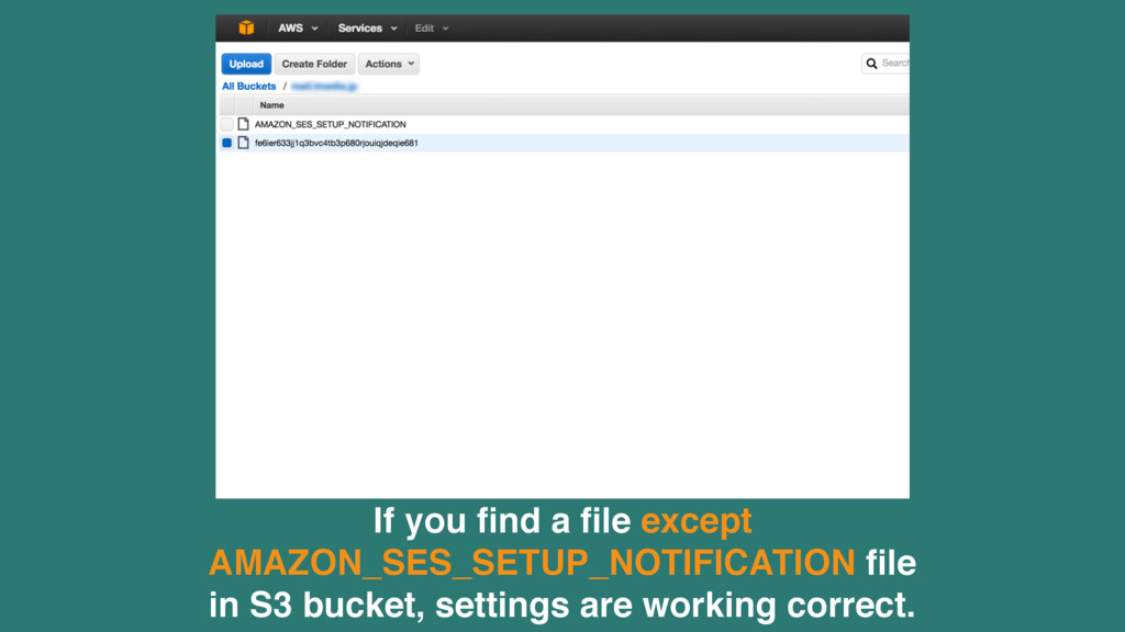 If you find a file except AMAZON_SES_SETUP_NOTIFI...