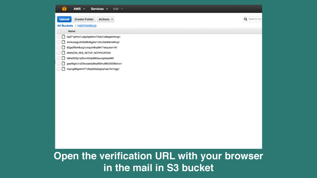 Open the verification URL with your browser in t...