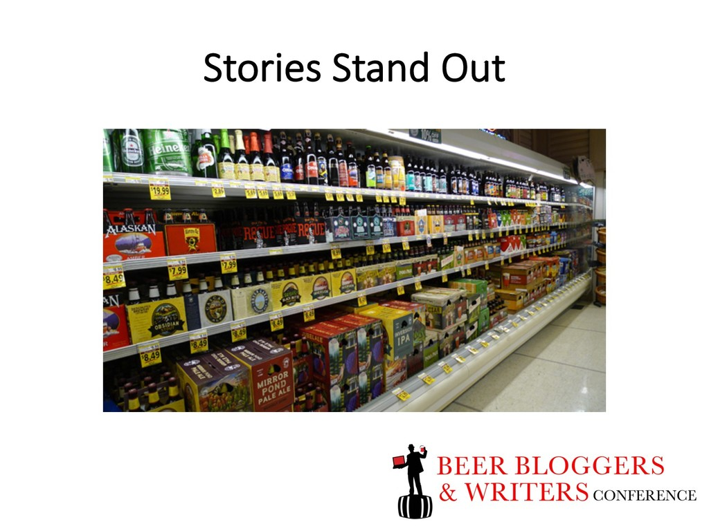 Stories Stand Out