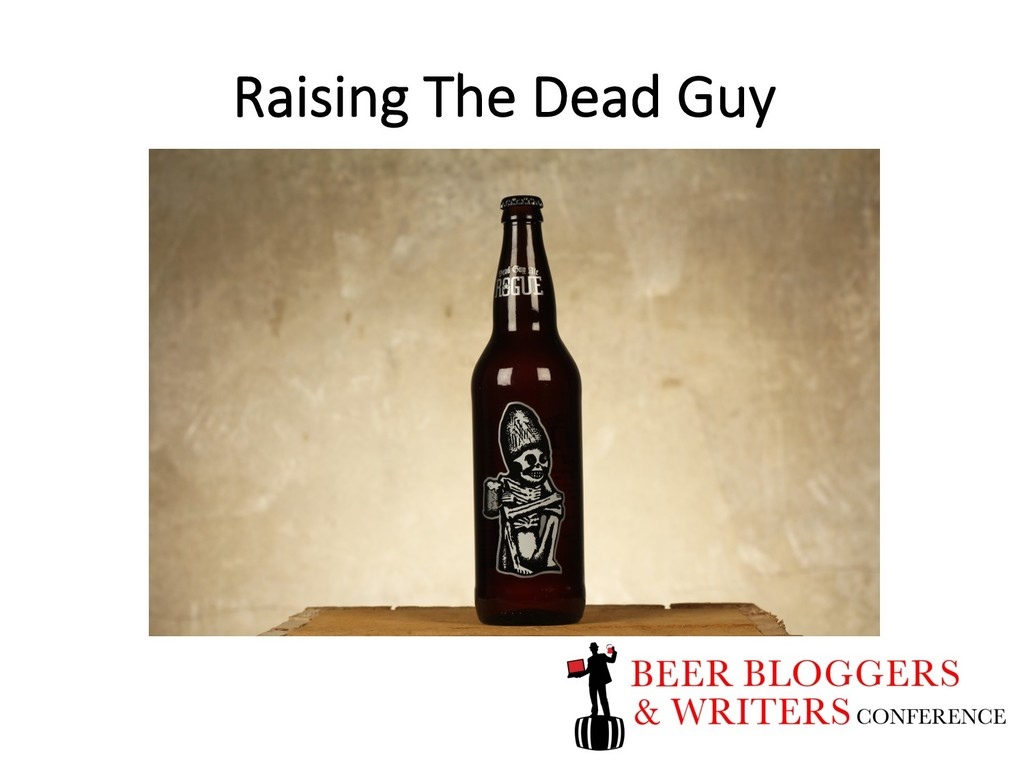 Raising The Dead Guy