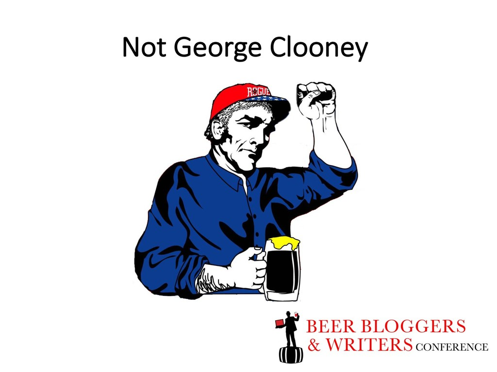 Not George Clooney