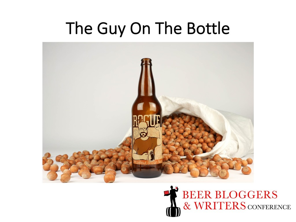 The Guy On The Bottle