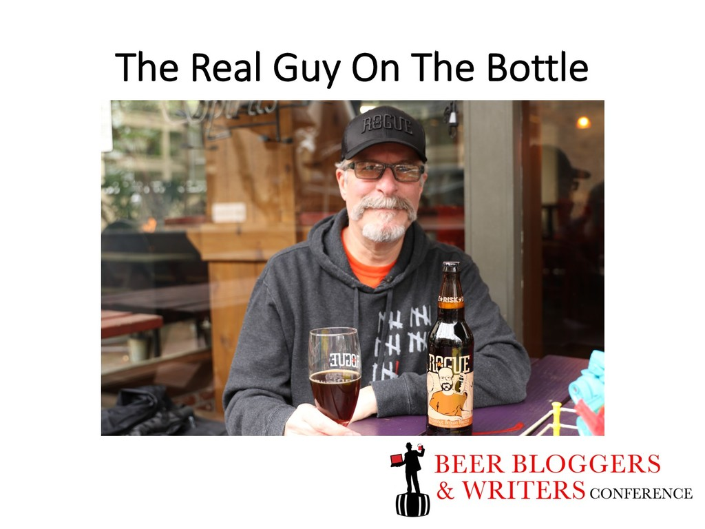 The Real Guy On The Bottle