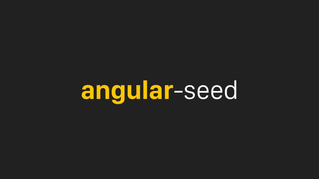 angular-seed