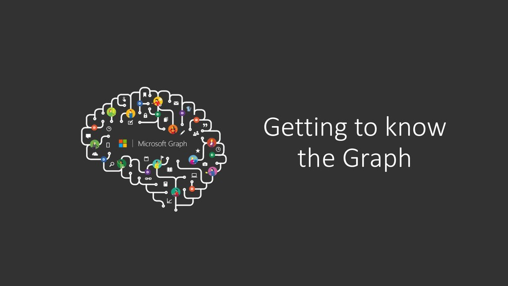 Getting to know the Graph