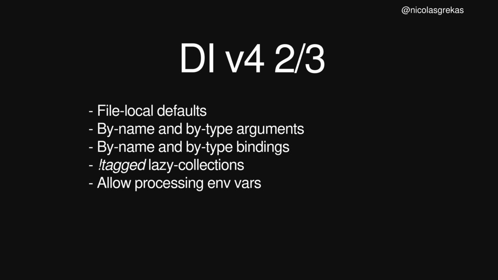 DI v4 2/3 - File-local defaults - By-name and b...
