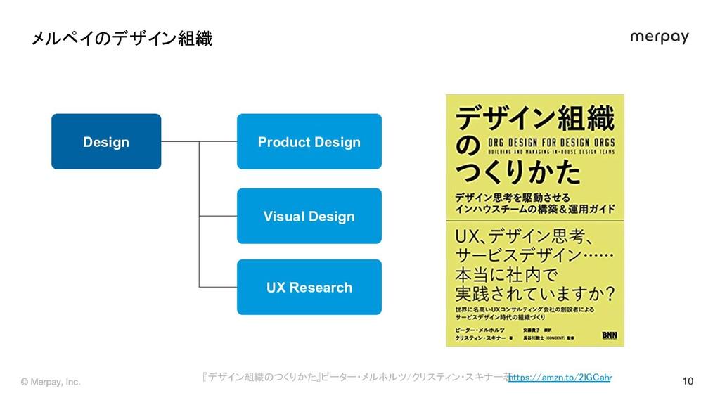 メルペイ デザイン組織 Design Product Design Visual Desig...