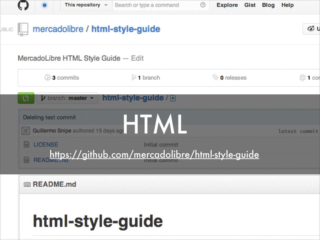 HTML https://github.com/mercadolibre/html-style...