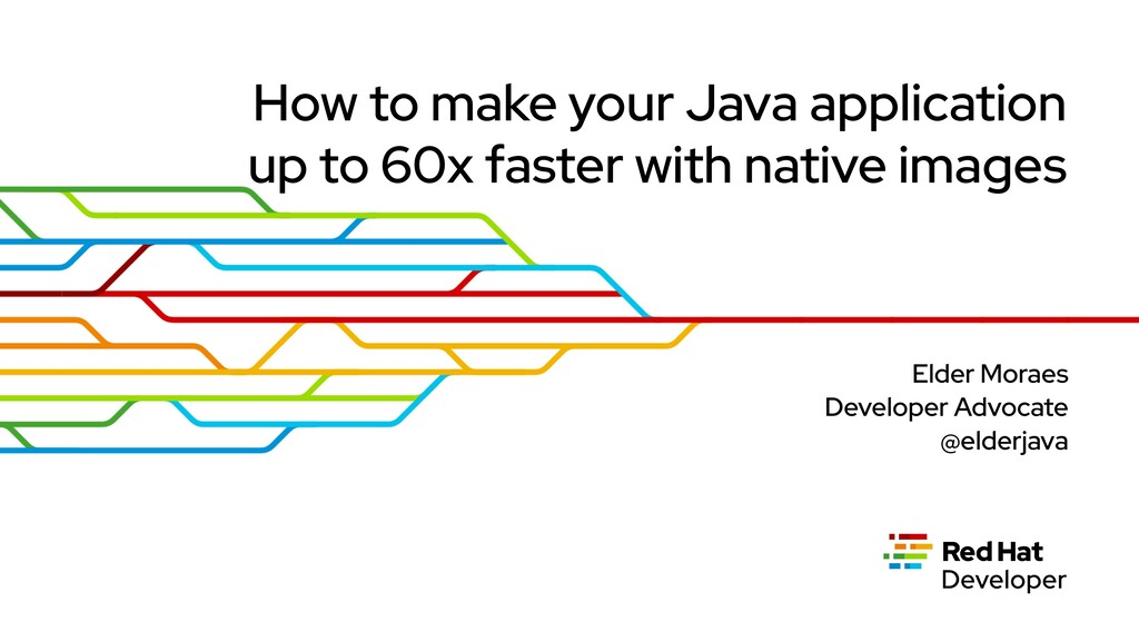 How to make your Java application   up to 60x f...