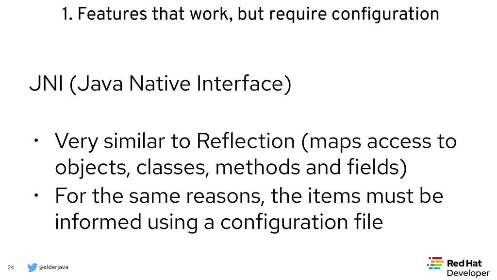 @elderjava 24 JNI (Java Native Interface)   • V...
