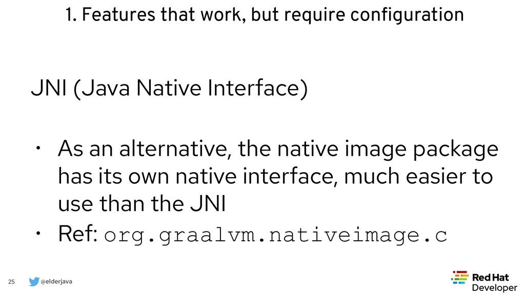 @elderjava 25 JNI (Java Native Interface)   • A...