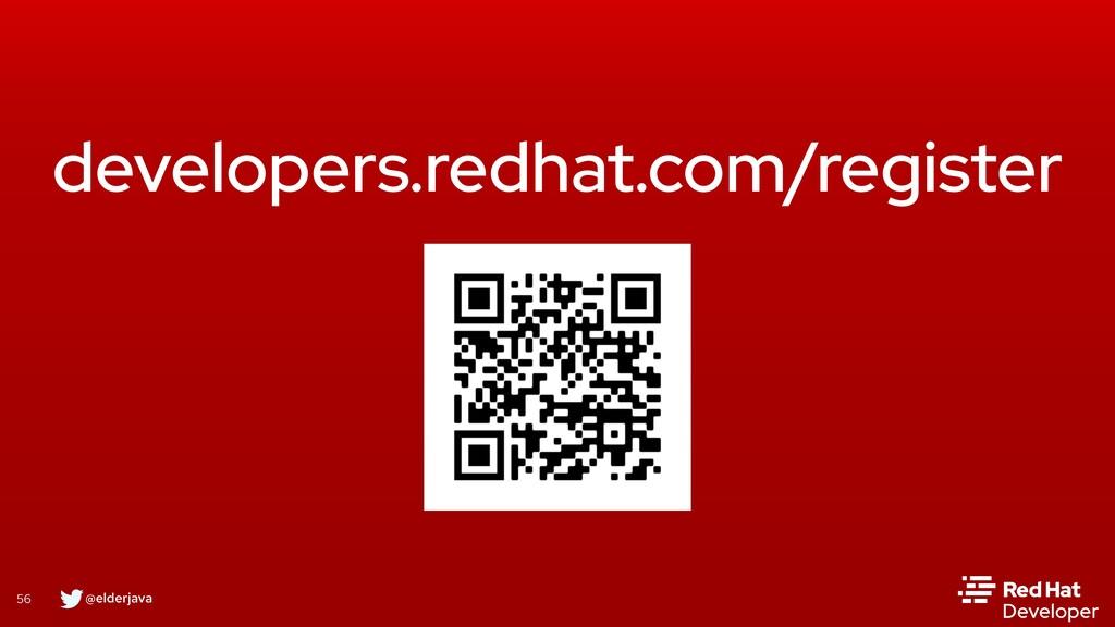 @elderjava 56 developers.redhat.com/register