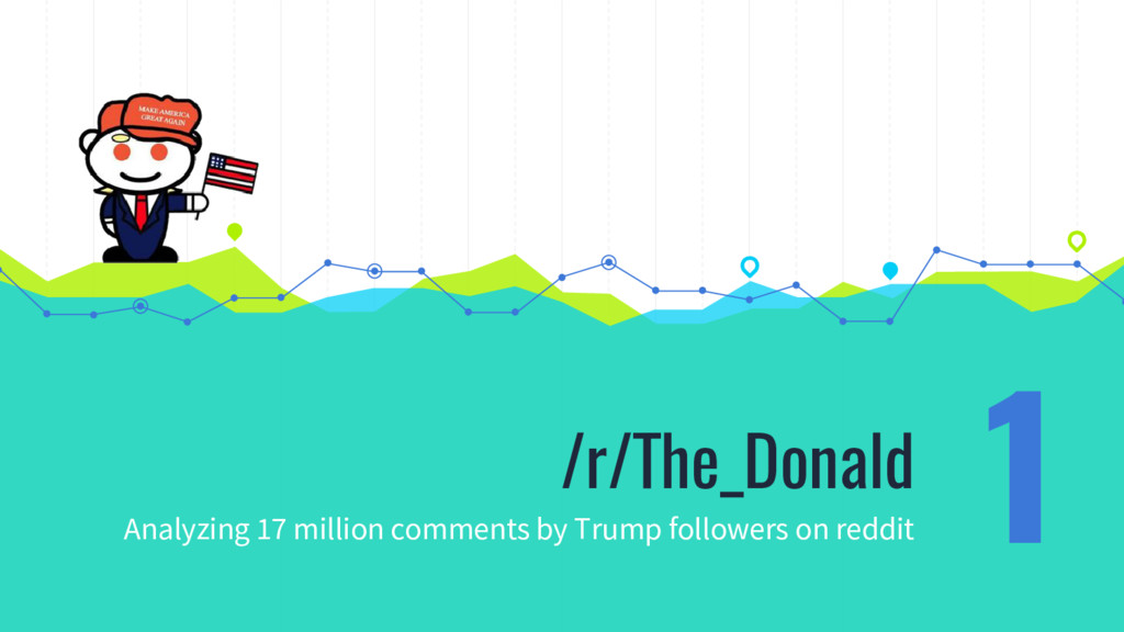 /r/The_Donald Analyzing 17 million comments by ...