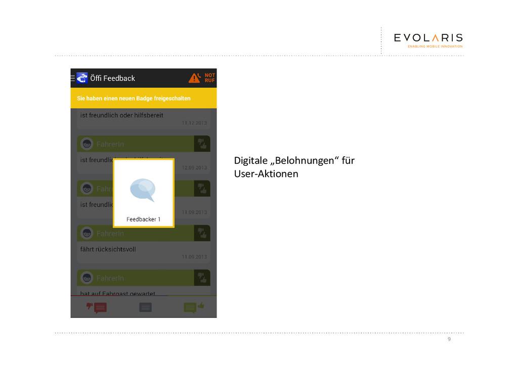"""9 Digitale """"Belohnungen"""" für User-Aktionen"""
