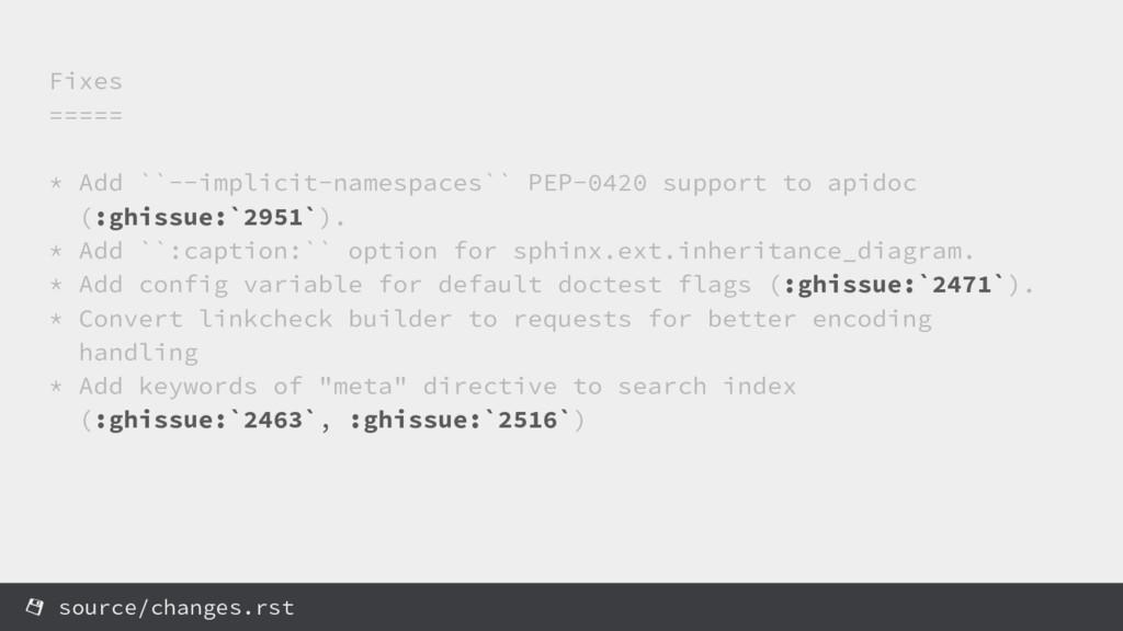 Fixes ===== * Add ``--implicit-namespaces`` PEP...