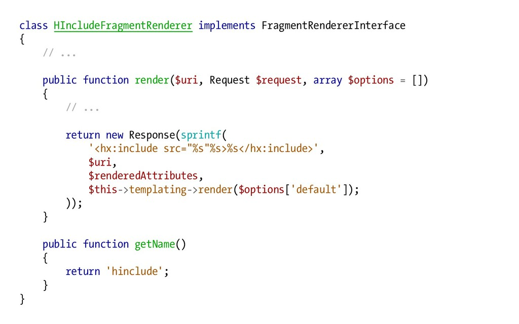 class HIncludeFragmentRenderer implements Fragm...