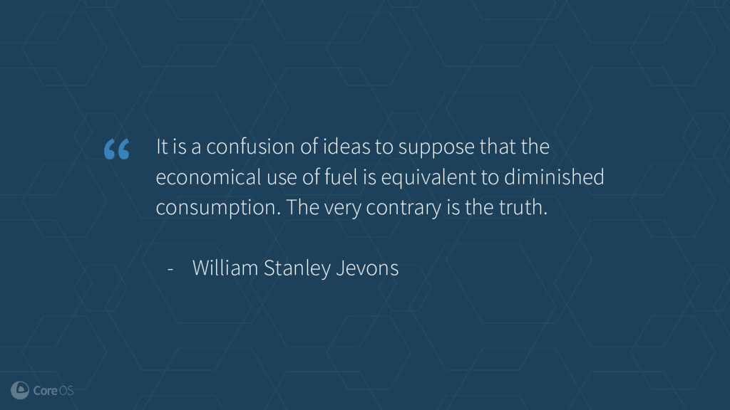 """ It is a confusion of ideas to suppose that th..."