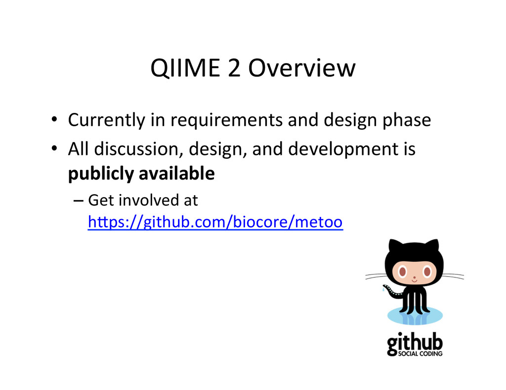 QIIME	