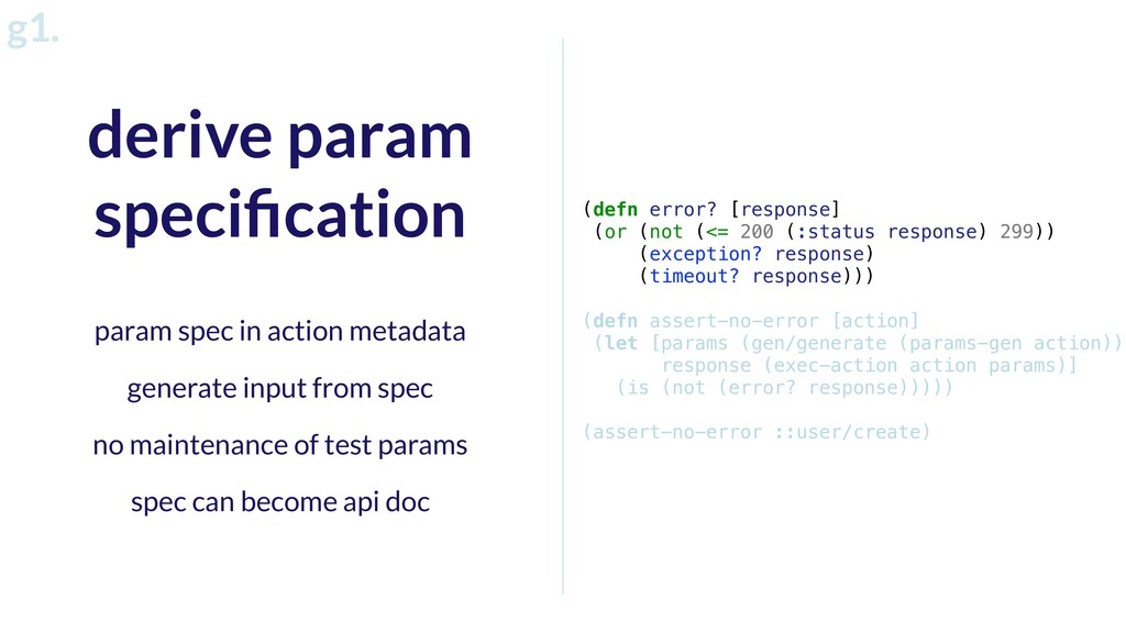 g1. (defn error? [response] (or (not (<= 200 (:...