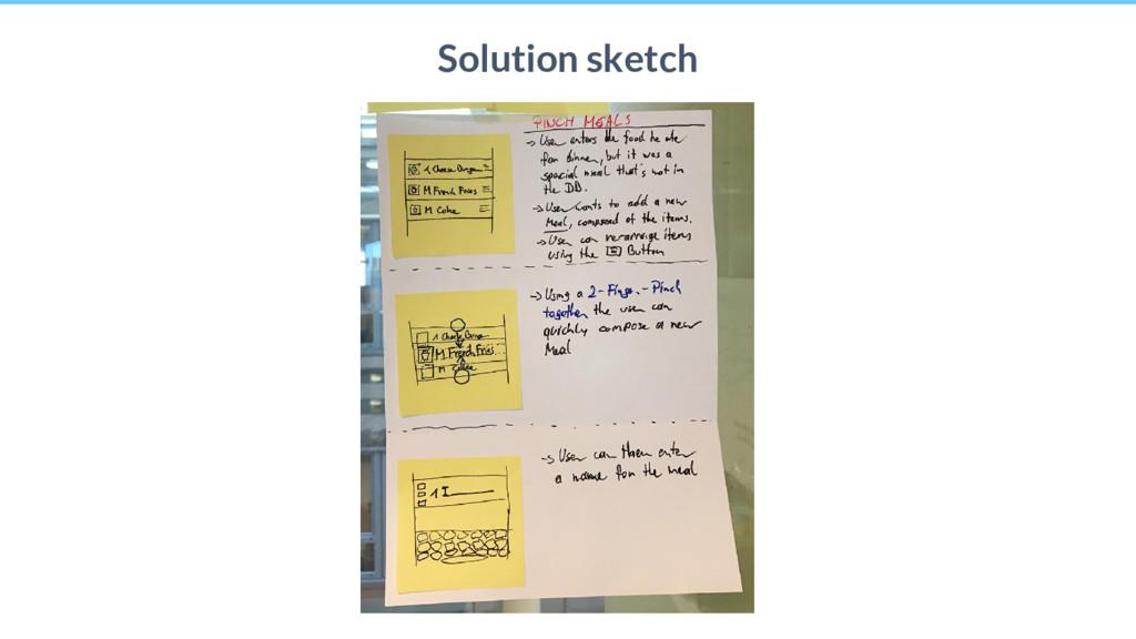27 Solution sketch