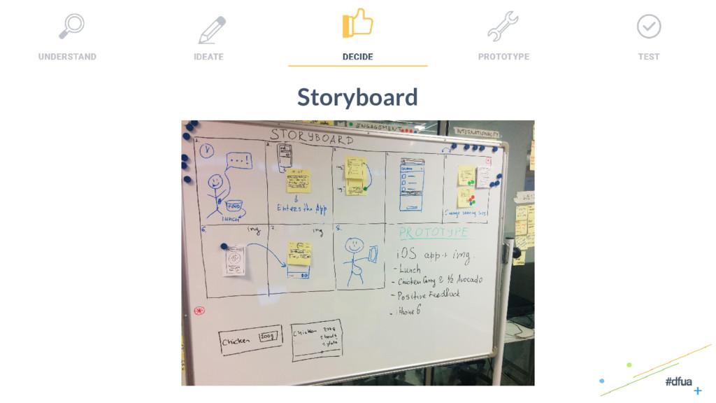 33 Storyboard