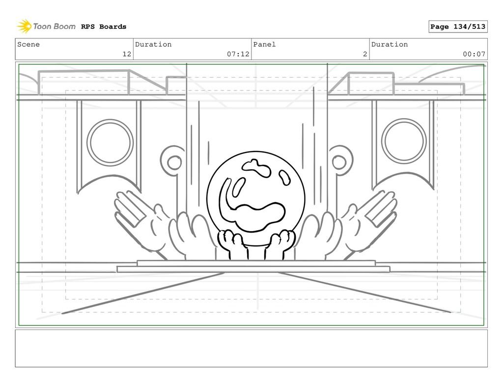 Scene 12 Duration 07:12 Panel 2 Duration 00:07 ...