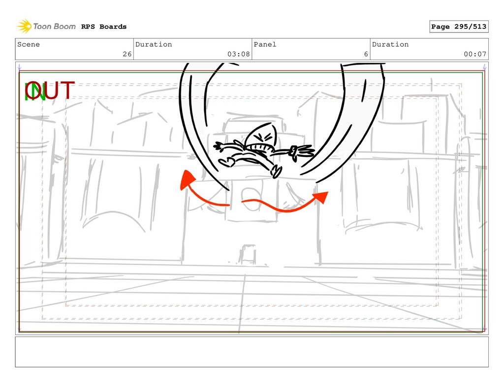 Scene 26 Duration 03:08 Panel 6 Duration 00:07 ...