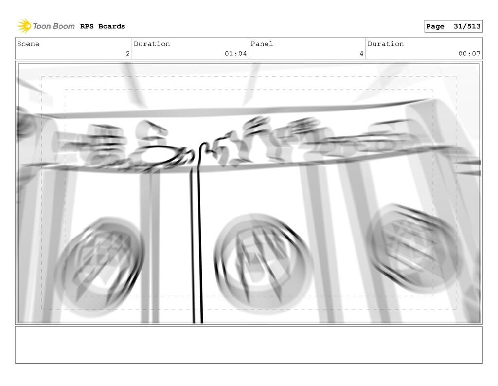 Scene 2 Duration 01:04 Panel 4 Duration 00:07 R...