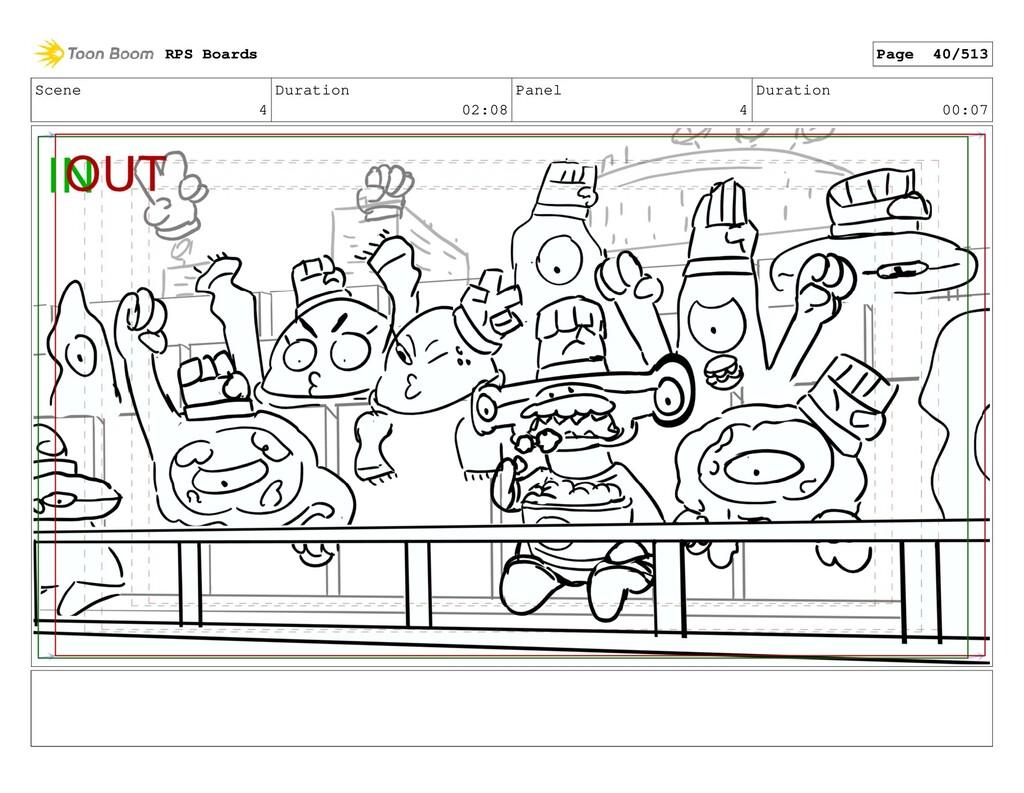 Scene 4 Duration 02:08 Panel 4 Duration 00:07 R...