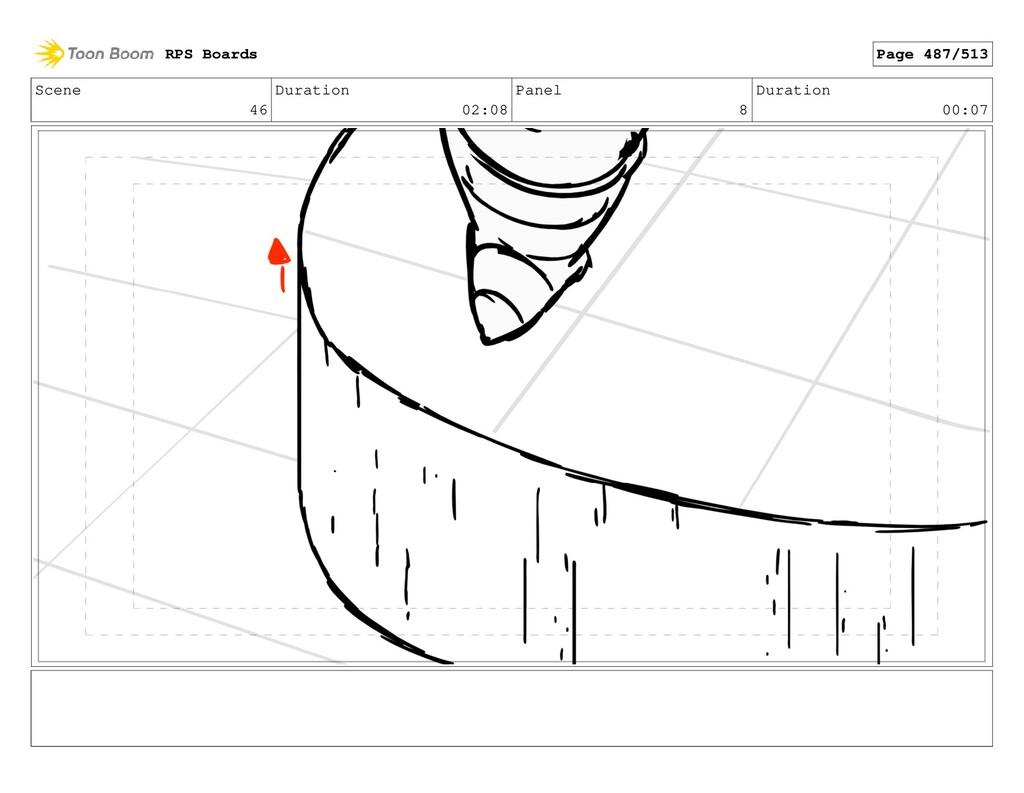 Scene 46 Duration 02:08 Panel 8 Duration 00:07 ...