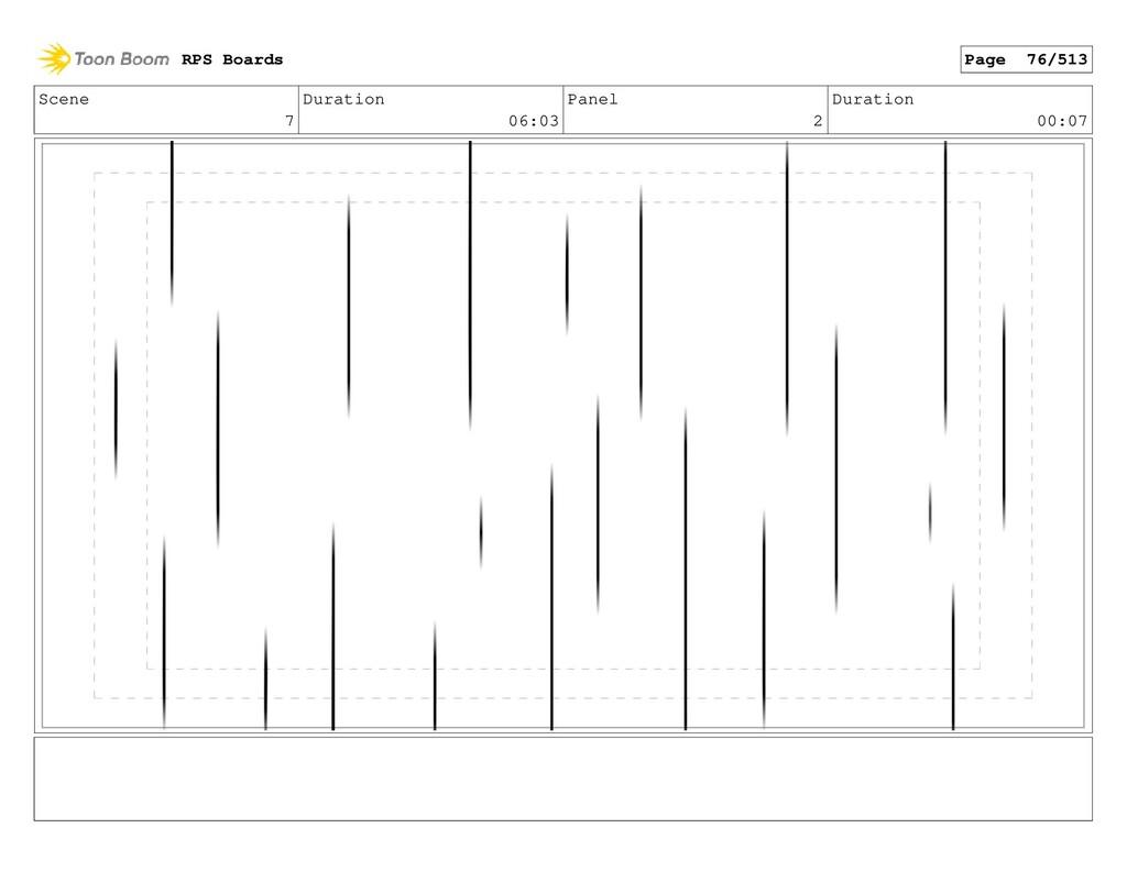 Scene 7 Duration 06:03 Panel 2 Duration 00:07 R...