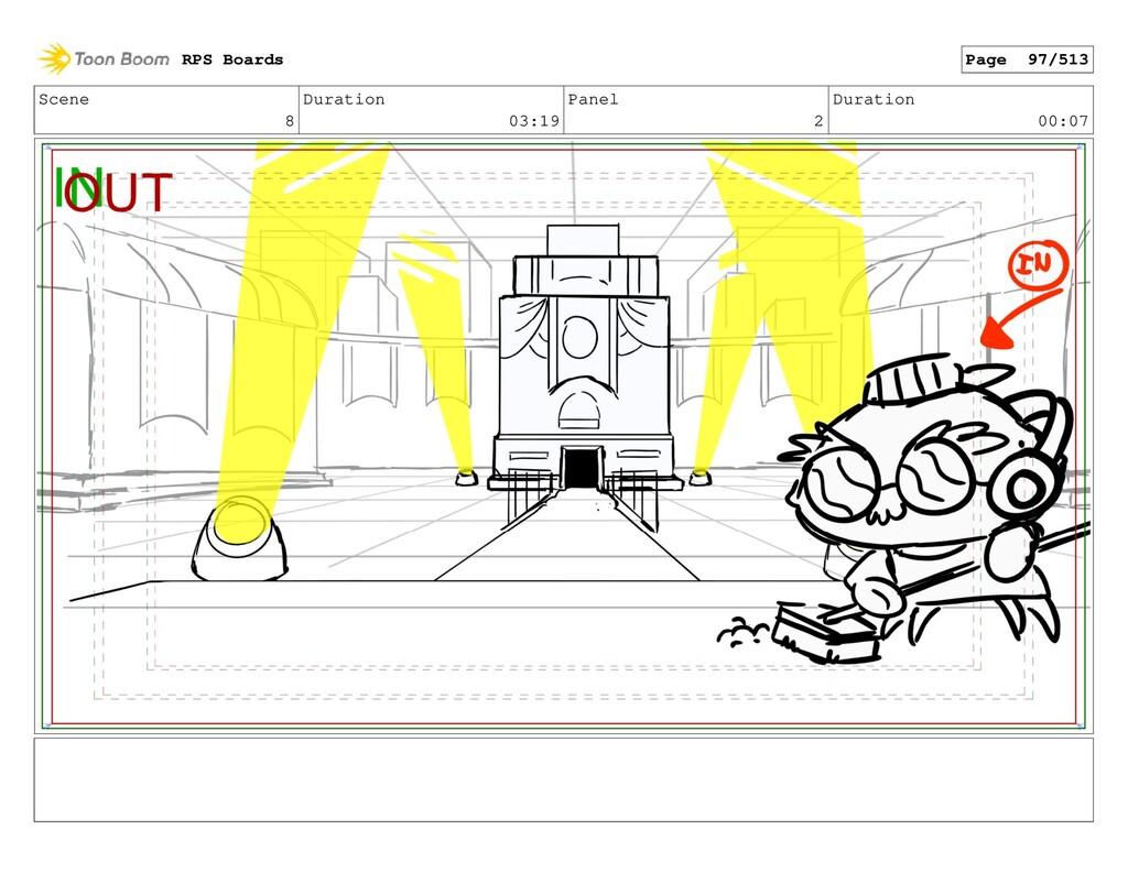 Scene 8 Duration 03:19 Panel 2 Duration 00:07 R...