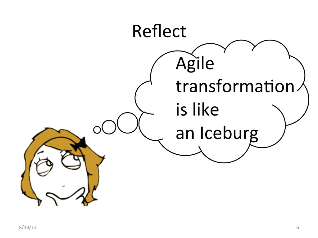Reflect	
