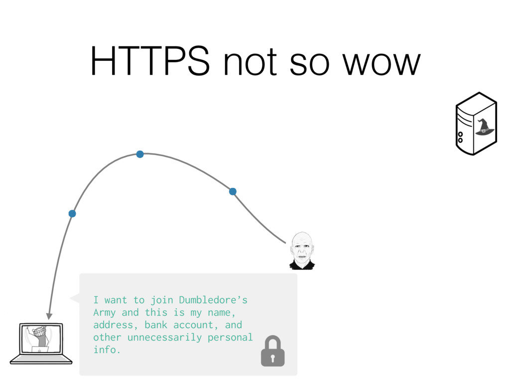 HTTPS not so wow I want to join Dumbledore's Ar...